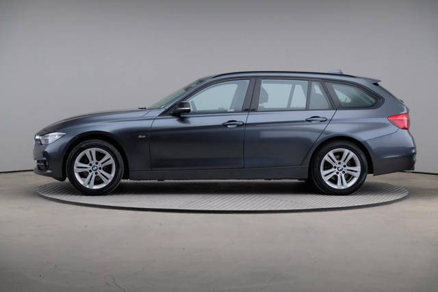 BMW 3 Serie 320d xDrive Sport Line Drag-360 image-4