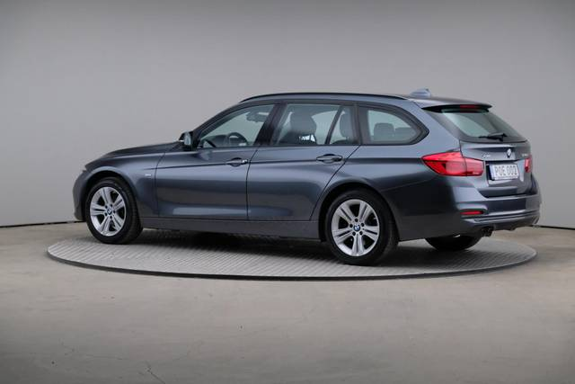 BMW 3 Serie 320d xDrive Sport Line Drag-360 image-8