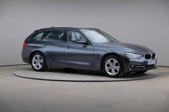 BMW 3 Serie 320d xDrive Sport Line Drag-360 image-26