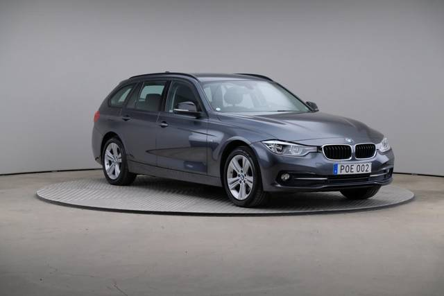 BMW 3 Serie 320d xDrive Sport Line Drag-360 image-28