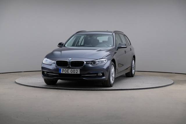 BMW 3 Serie 320d xDrive Sport Line Drag-360 image-33