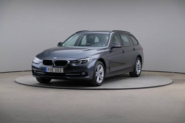 BMW 3 Serie 320d xDrive Sport Line Drag-360 image-34