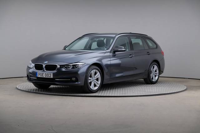BMW 3 Serie 320d xDrive Sport Line Drag-360 image-35