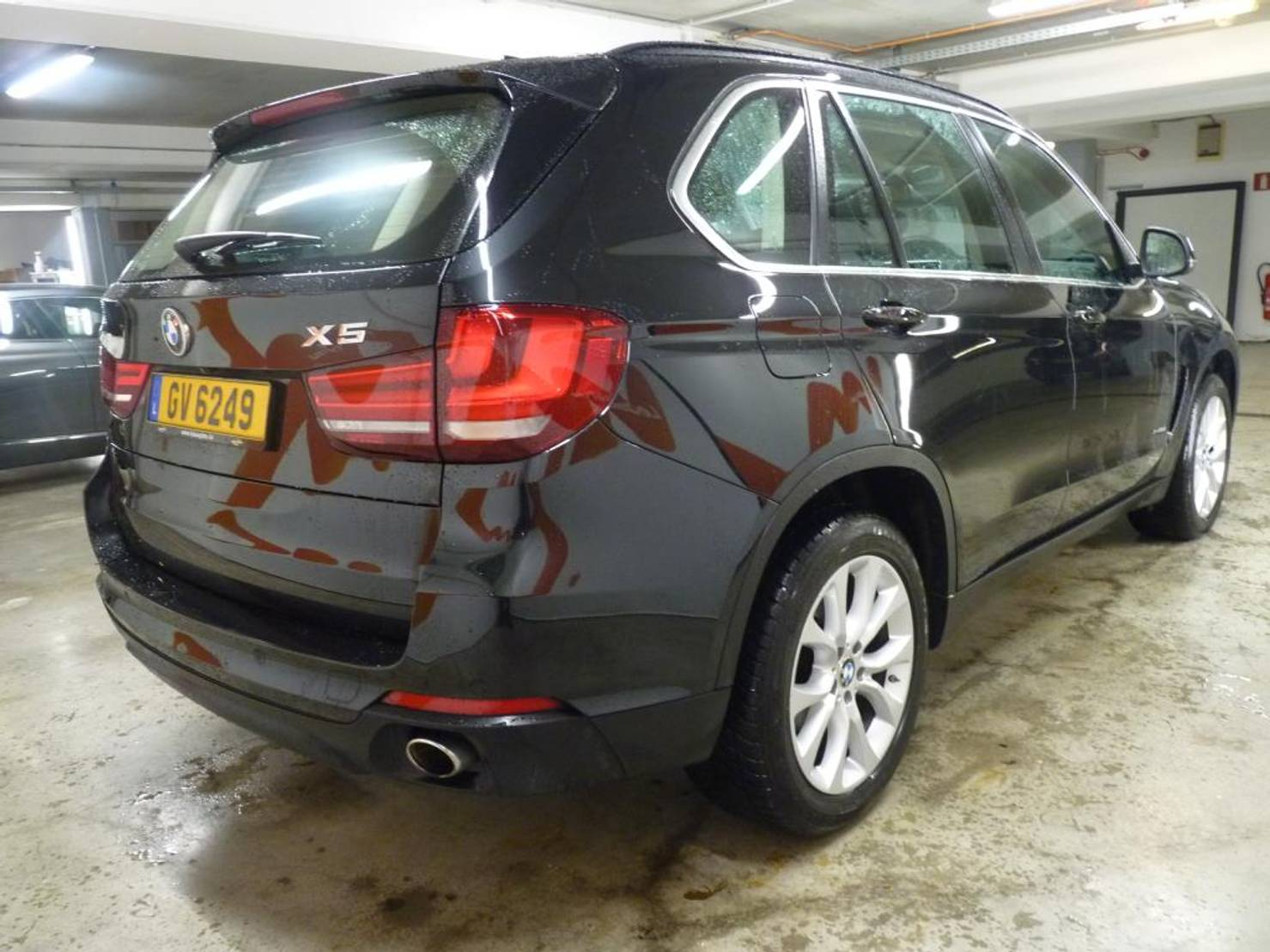 BMW X5 xDrive30d detail2