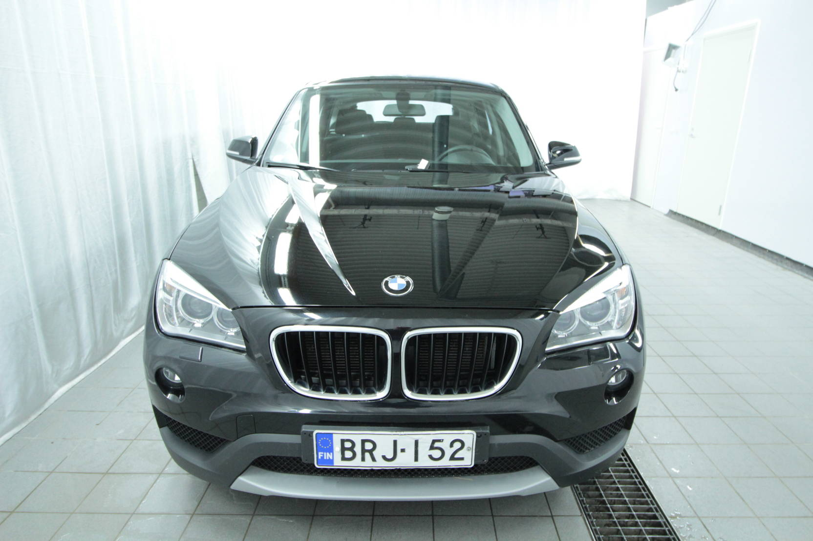 BMW X1 Sdrive18d Twinpower Turbo A Business At detail2