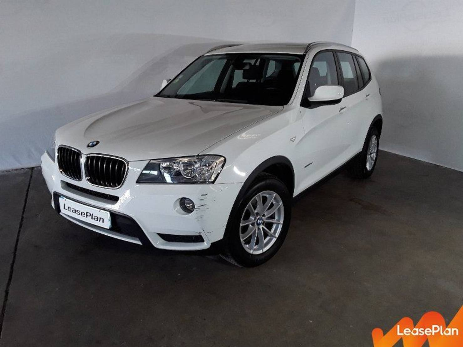 BMW X3 sDrive18d 143ch, Business detail1