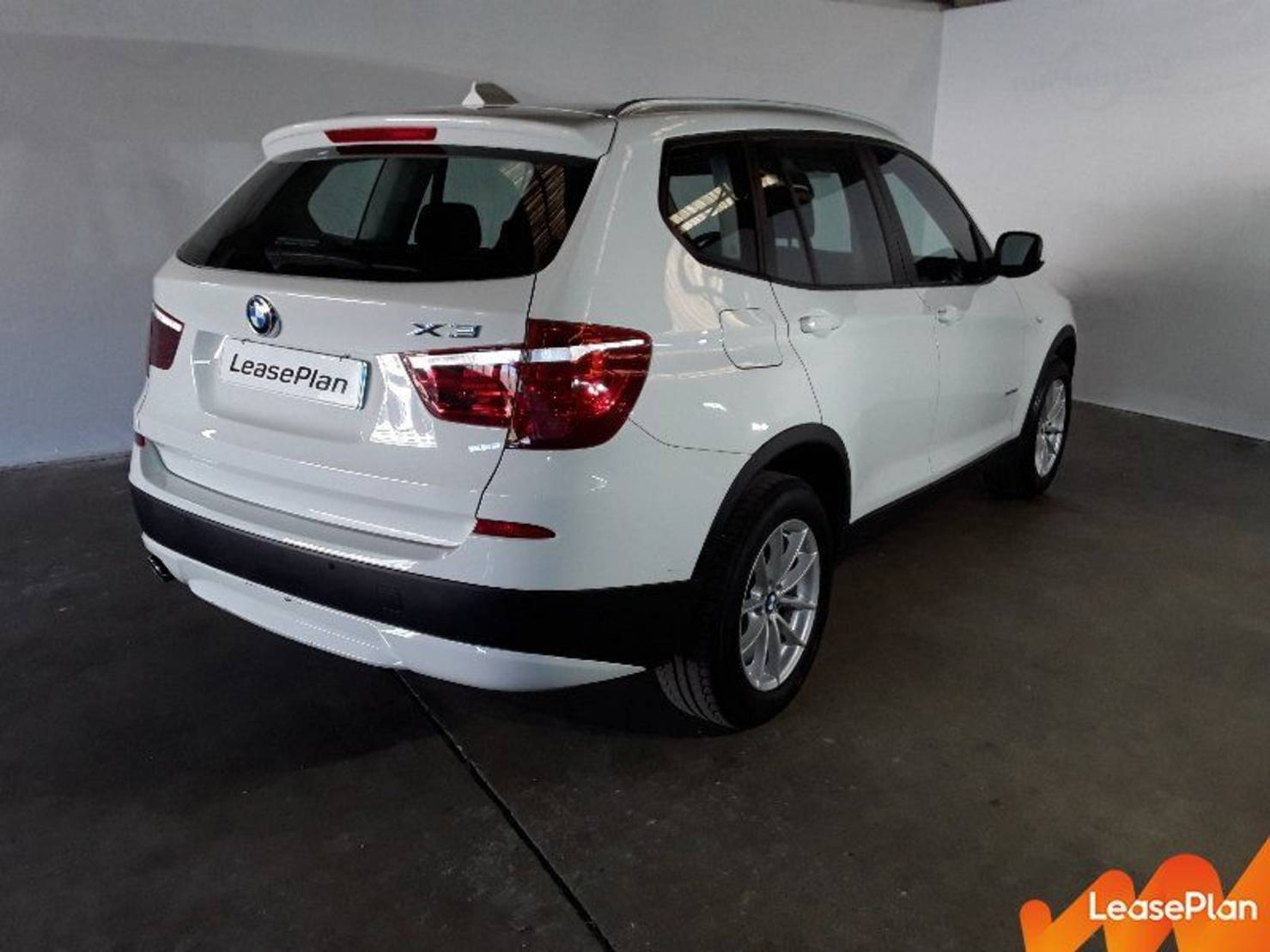BMW X3 sDrive18d 143ch, Business detail2