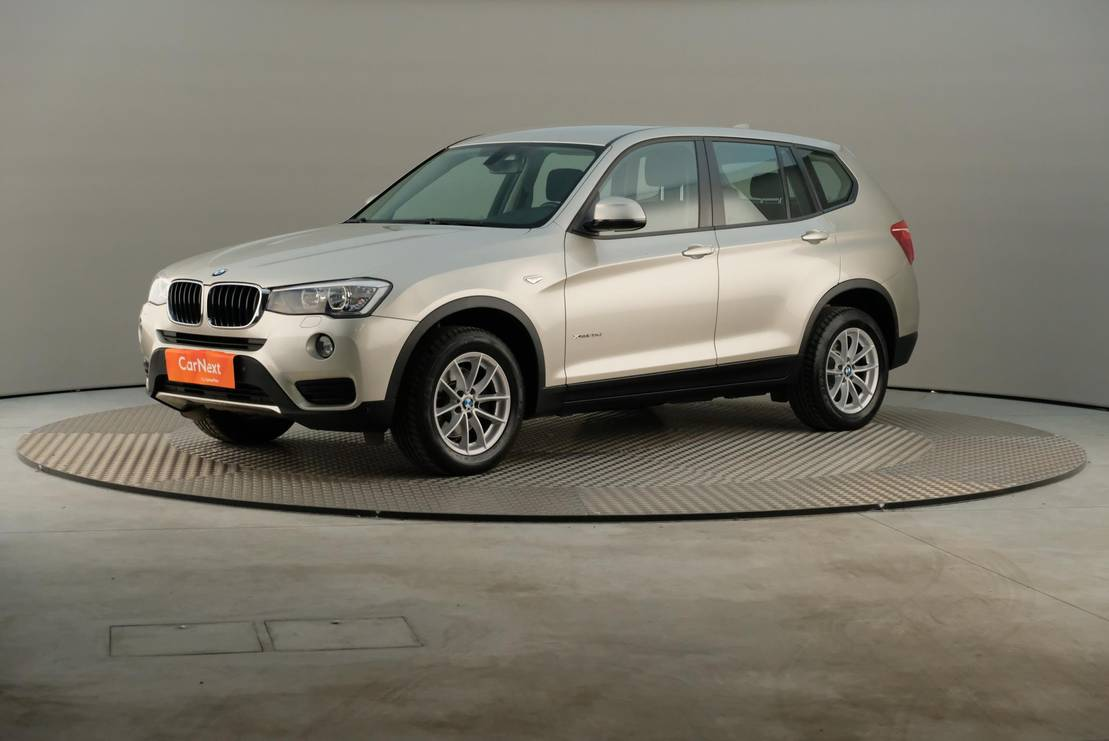 BMW X3 Xdrive 20d Business, 360-image0