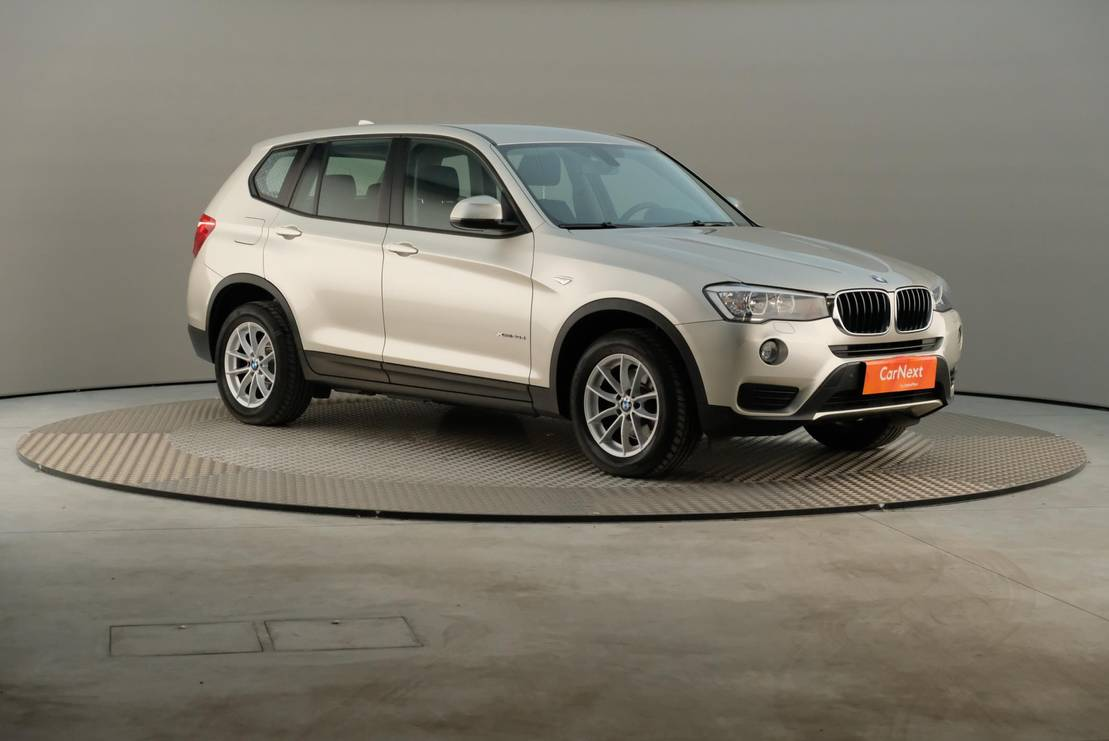 BMW X3 Xdrive 20d Business, 360-image27