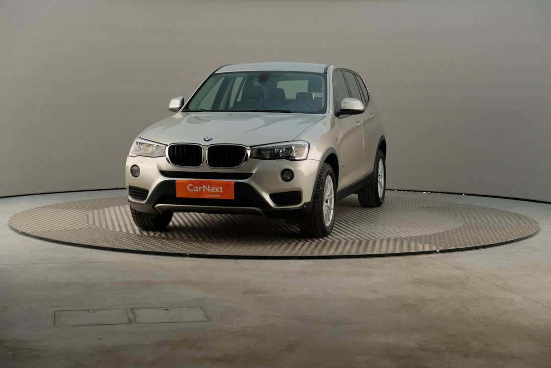 BMW X3 Xdrive 20d Business, 360-image33
