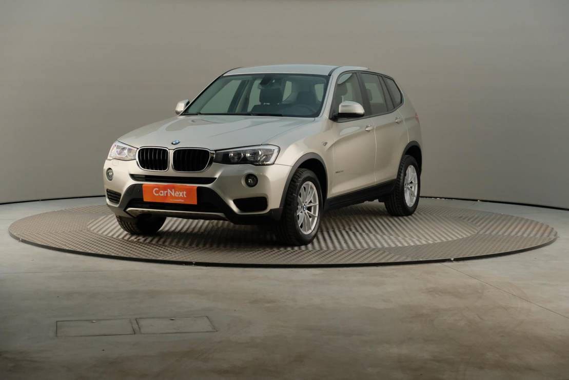 BMW X3 Xdrive 20d Business, 360-image34