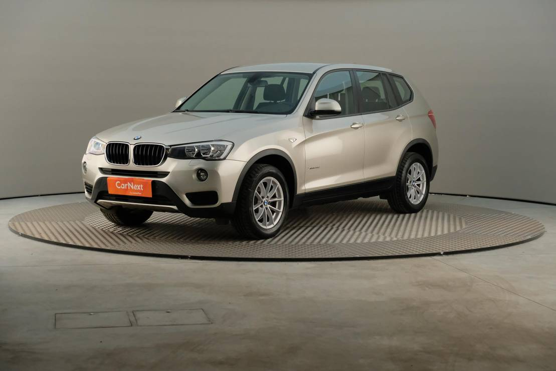 BMW X3 Xdrive 20d Business, 360-image35