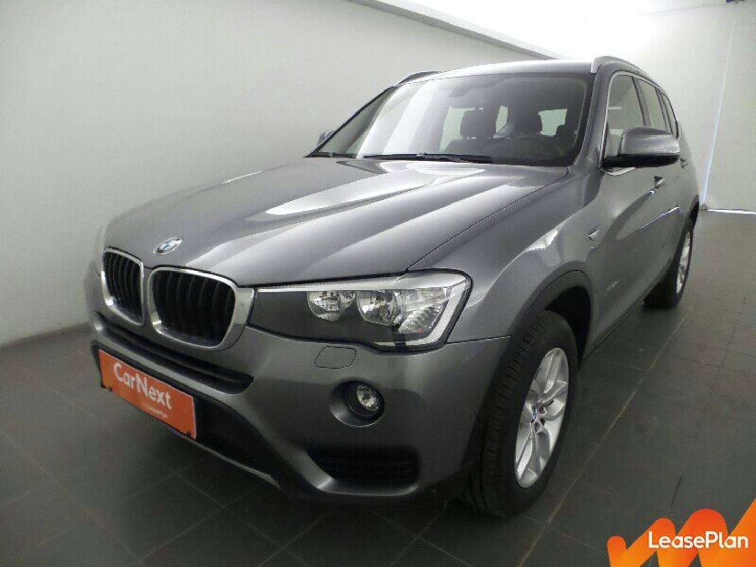 BMW X3 xDrive20d 190ch, Lounge Plus A detail1