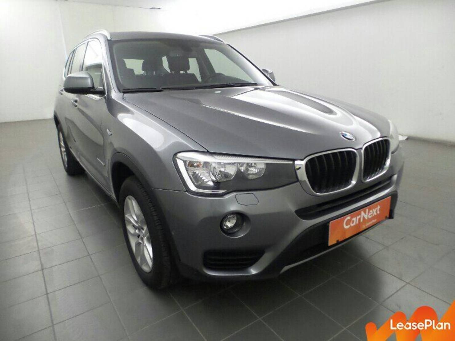 BMW X3 xDrive20d 190ch, Lounge Plus A detail2