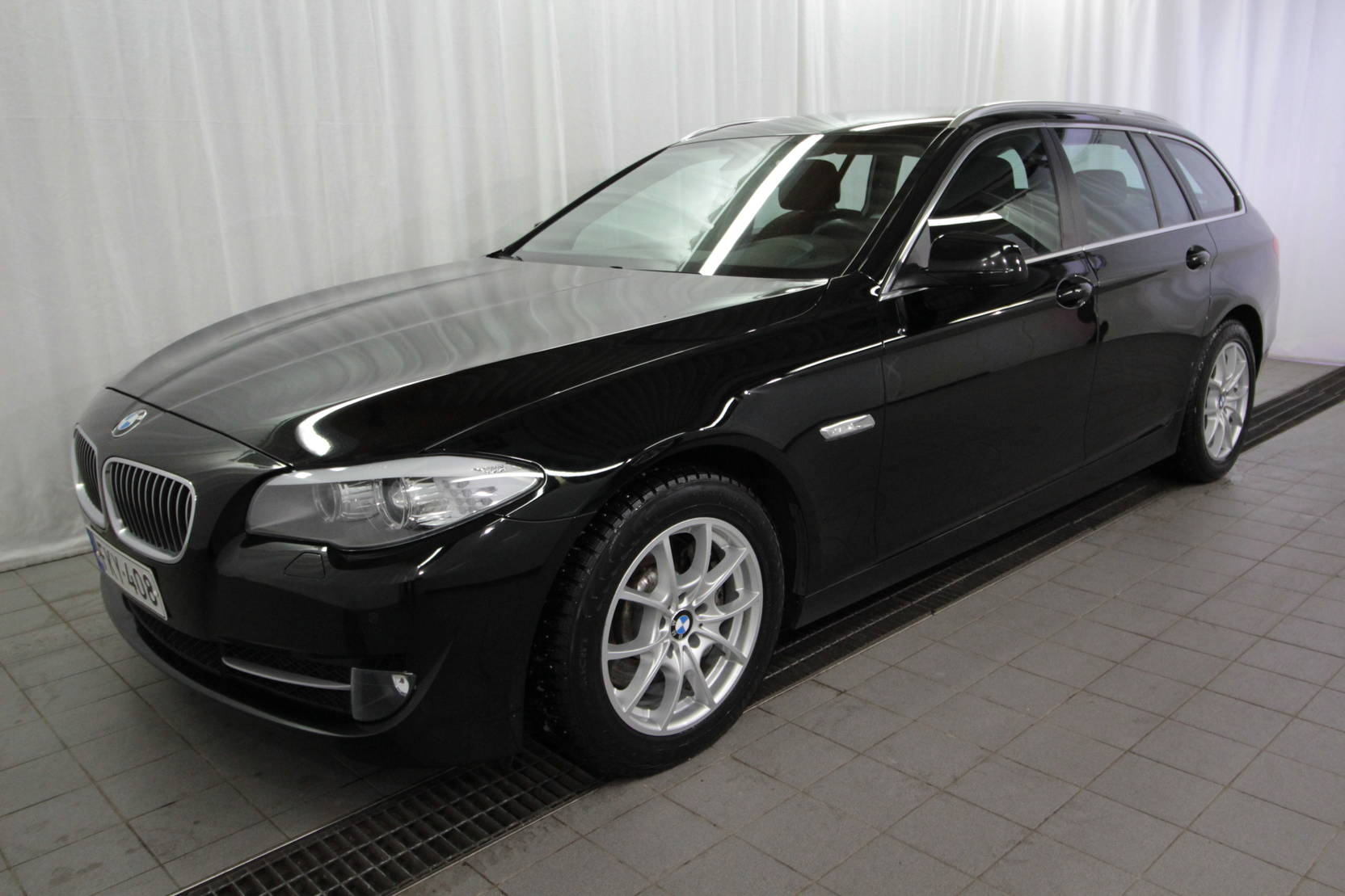 BMW 5 Serie Touring 525d Twinpower T A Limit Ed Xdrive detail1