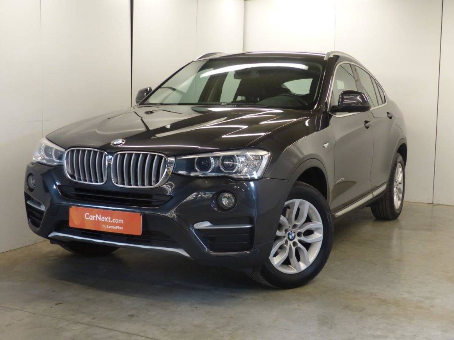 BMW X4 2.0 dA xDrive20 BI XENON PDC CAM HILL ASSIST KEYLESS detail2