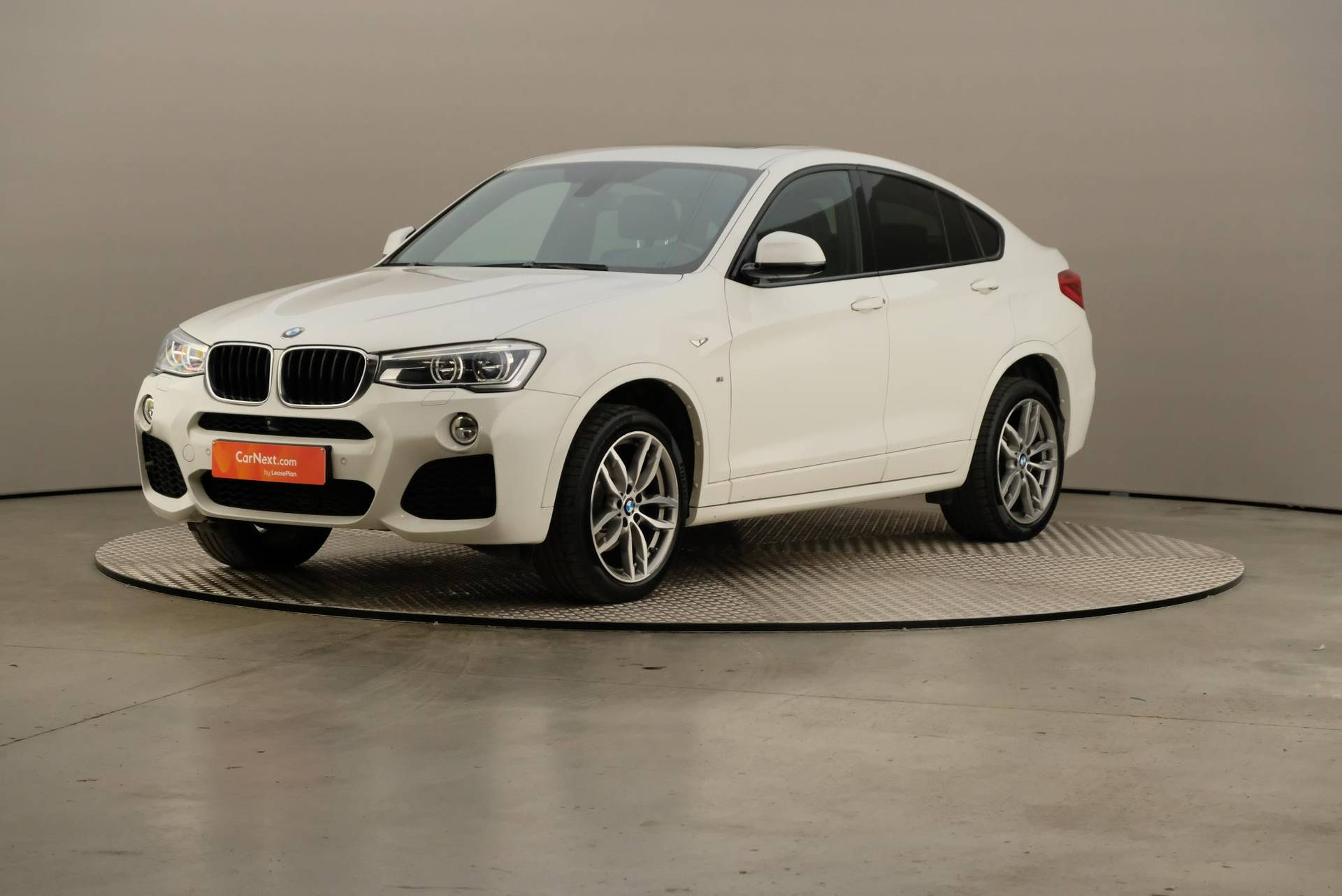 BMW X4 xDrive20d AUT TO/OD M SPORT EXCLUSIVE PACK PLUS HEADUP CAMERA, 360-image35