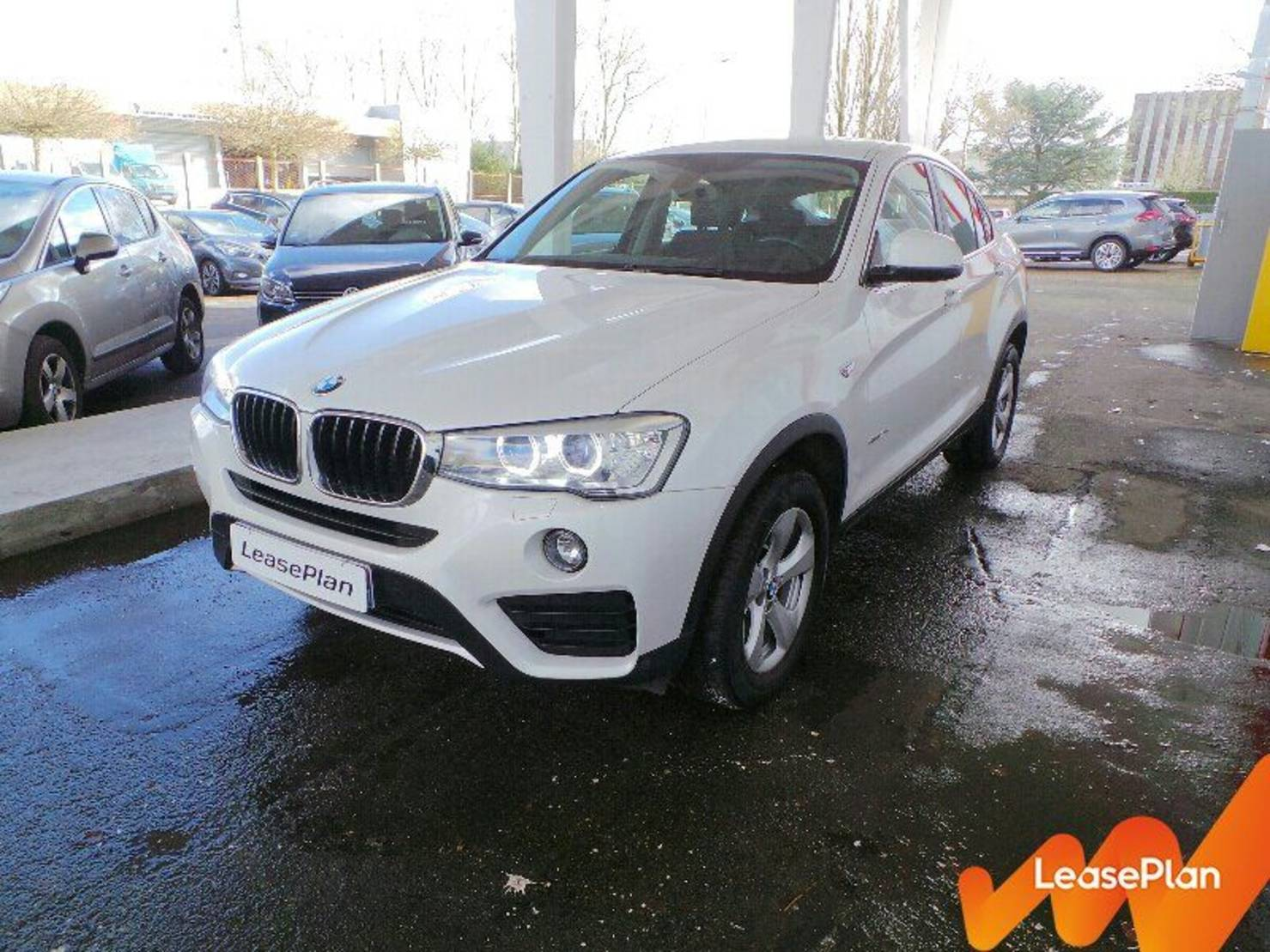 BMW X4 X4 xDrive20d 190ch, Lounge Plus detail1