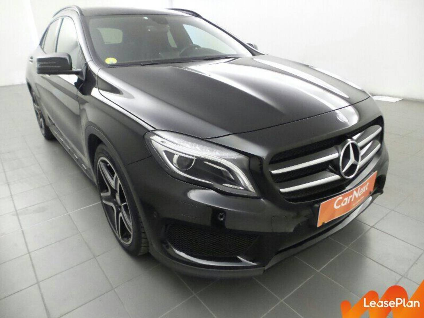 Mercedes-Benz GLA-Klasse 200 CDI 4-Matic, Fascination 7-G DCT A detail2
