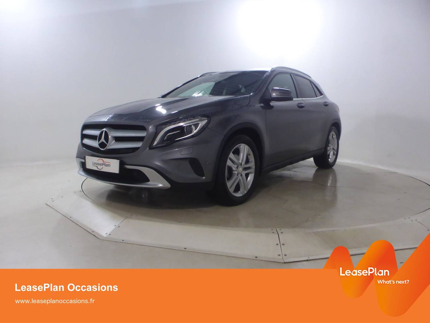 Mercedes-Benz GLA-Klasse 220 CDI 4-Matic, Sensation 7-G DCT A detail1