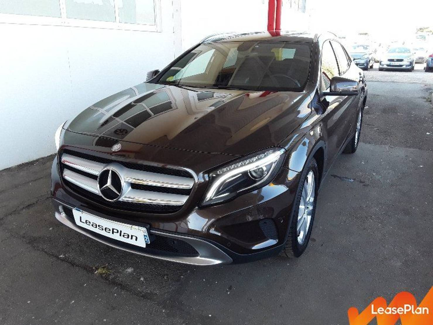 Mercedes-Benz GLA-Klasse 200 CDI, Business Executive detail1