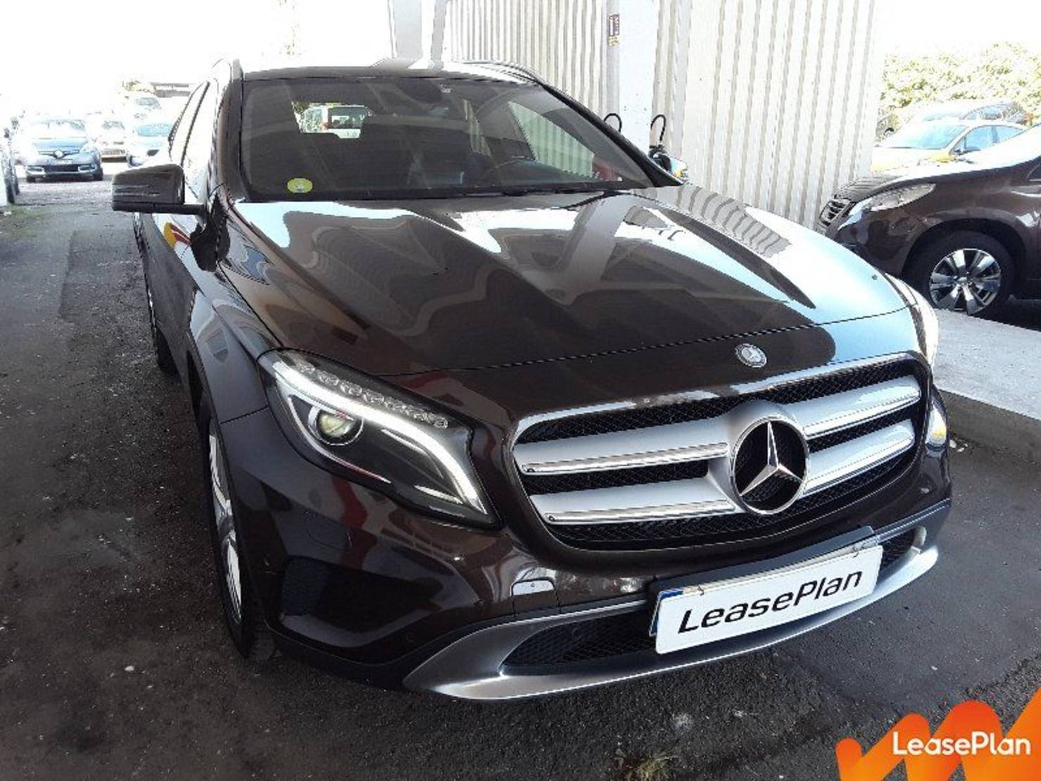 Mercedes-Benz GLA-Klasse 200 CDI, Business Executive detail2