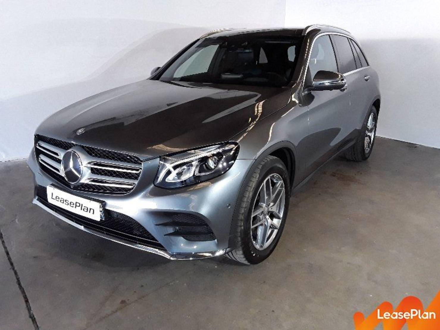 Mercedes-Benz GLC-Klasse 250 d 9G-Tronic 4Matic, Fascination detail1