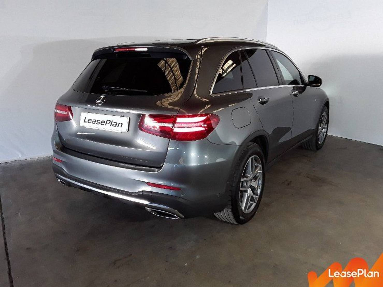 Mercedes-Benz GLC-Klasse 250 d 9G-Tronic 4Matic, Fascination detail2