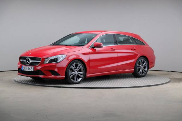 Mercedes-Benz CLA-Klasse 200 CDI Shooting Brake-360 image-0