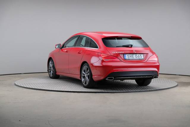Mercedes-Benz CLA-Klasse 200 CDI Shooting Brake-360 image-11