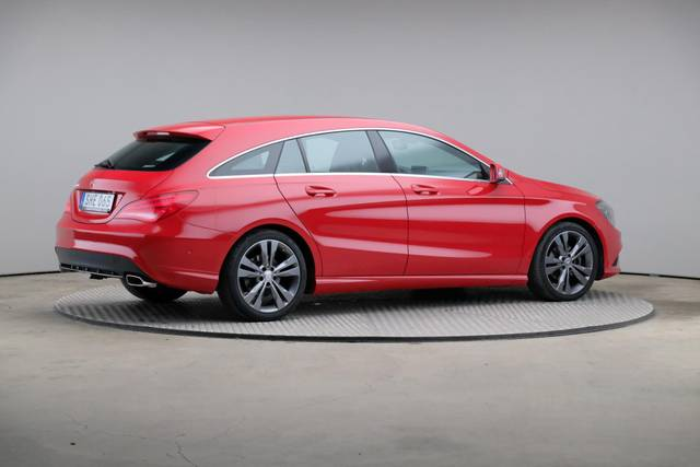 Mercedes-Benz CLA-Klasse 200 CDI Shooting Brake-360 image-19