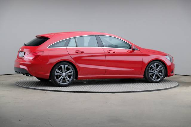 Mercedes-Benz CLA-Klasse 200 CDI Shooting Brake-360 image-20