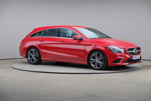 Mercedes-Benz CLA-Klasse 200 CDI Shooting Brake-360 image-26