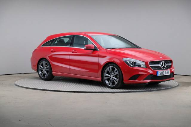 Mercedes-Benz CLA-Klasse 200 CDI Shooting Brake-360 image-27