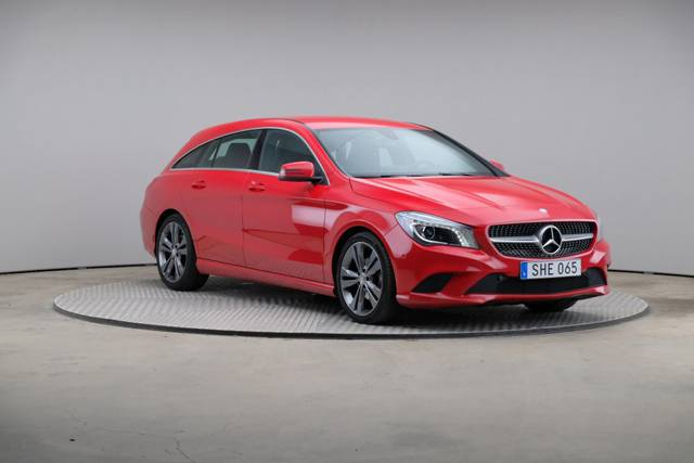 Mercedes-Benz CLA-Klasse 200 CDI Shooting Brake-360 image-28