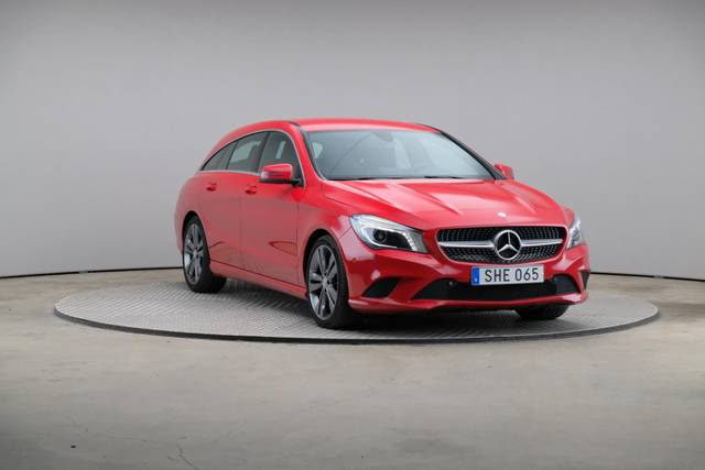 Mercedes-Benz CLA-Klasse 200 CDI Shooting Brake-360 image-29