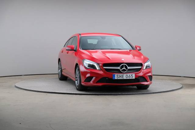 Mercedes-Benz CLA-Klasse 200 CDI Shooting Brake-360 image-30