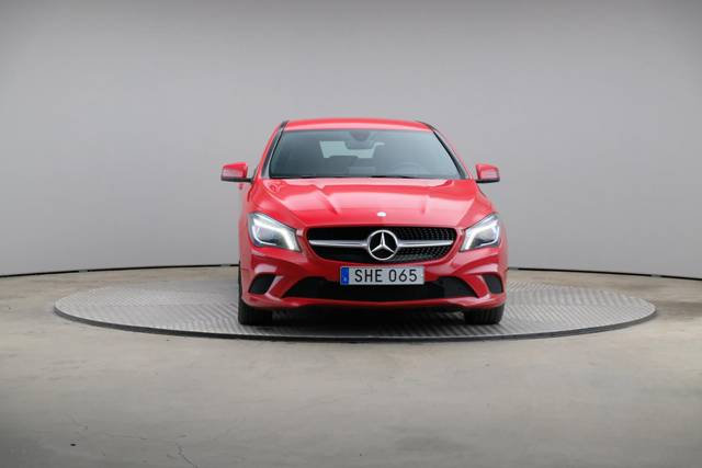 Mercedes-Benz CLA-Klasse 200 CDI Shooting Brake-360 image-31