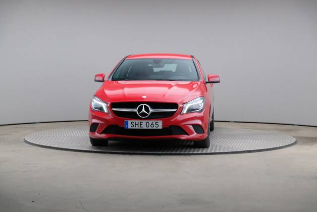Mercedes-Benz CLA-Klasse 200 CDI Shooting Brake-360 image-32