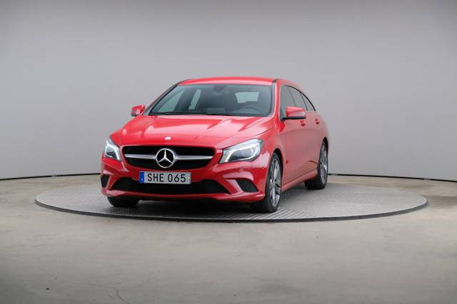Mercedes-Benz CLA-Klasse 200 CDI Shooting Brake-360 image-33