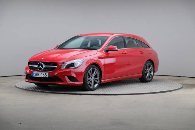 Mercedes-Benz CLA-Klasse 200 CDI Shooting Brake-360 image-35