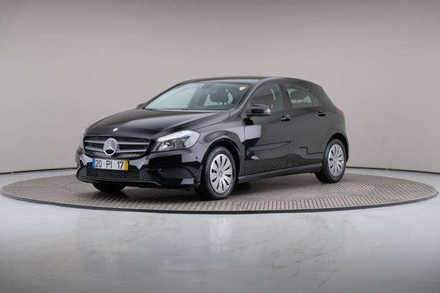 Mercedes-Benz A-Klasse A 200 CDi BlueEfficiency-360 image-0