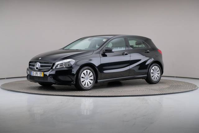 Mercedes-Benz A-Klasse A 200 CDi BlueEfficiency-360 image-1