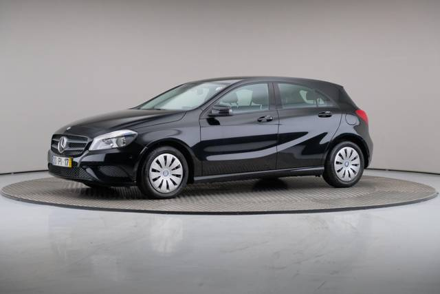 Mercedes-Benz A-Klasse A 200 CDi BlueEfficiency-360 image-2