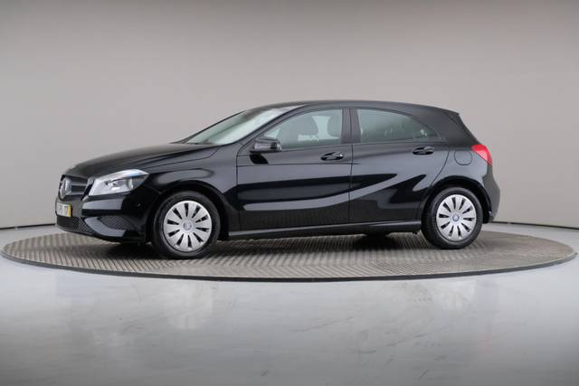 Mercedes-Benz A-Klasse A 200 CDi BlueEfficiency-360 image-3