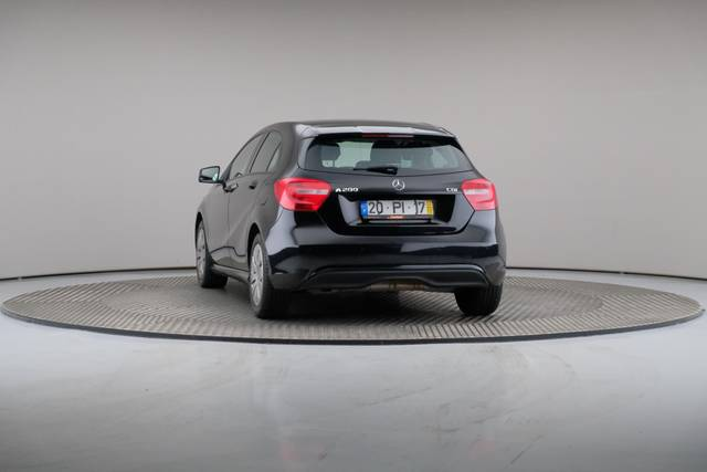 Mercedes-Benz A-Klasse A 200 CDi BlueEfficiency-360 image-13