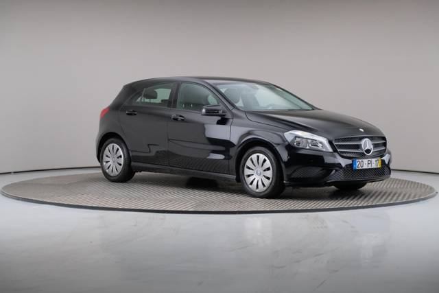 Mercedes-Benz A-Klasse A 200 CDi BlueEfficiency-360 image-28