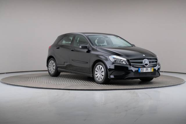 Mercedes-Benz A-Klasse A 200 CDi BlueEfficiency-360 image-29