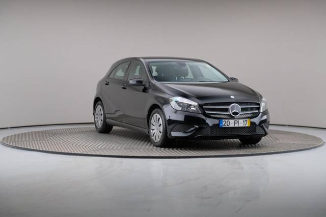 Mercedes-Benz A-Klasse A 200 CDi BlueEfficiency-360 image-30