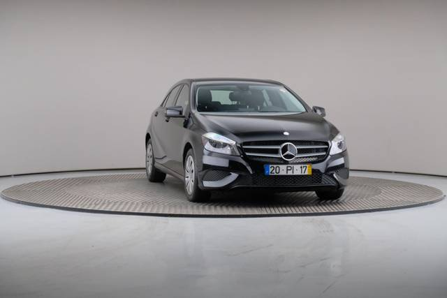 Mercedes-Benz A-Klasse A 200 CDi BlueEfficiency-360 image-31